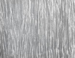 Crinkle Silver Linens