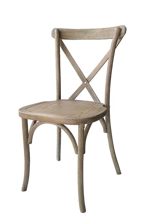 Cross Back Vineyard Chair