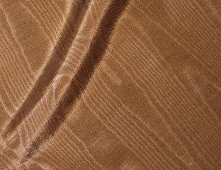 Bengaline Moire Brown Linen