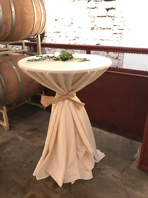 "Cocktail Table 24"" Diameter"