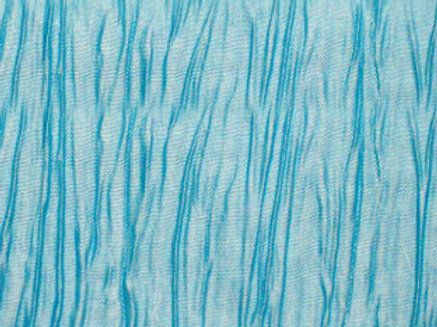 Crinkle Turquoise Linens