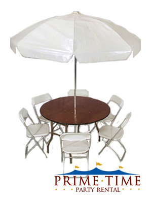 Umbrella Table Kit