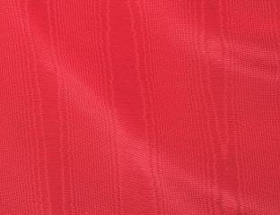 Bengaline Moire Red Linen