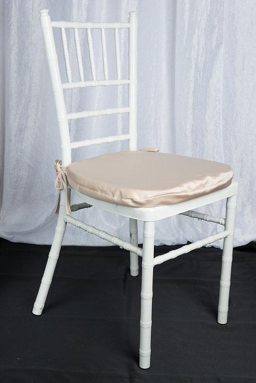 Matte Blush Chair Pad