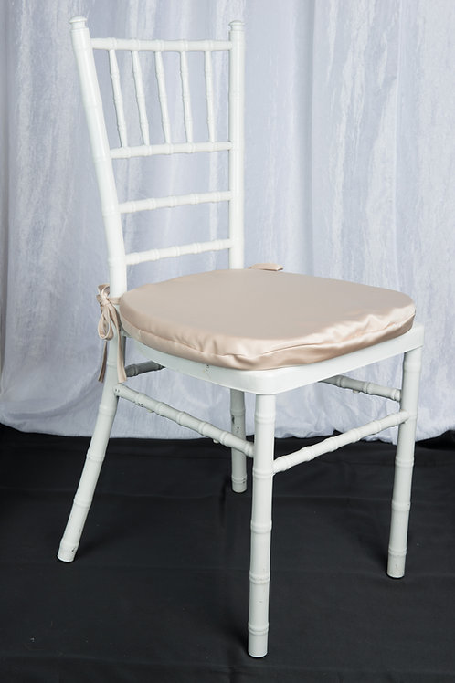 Matte Camel Chair Pad