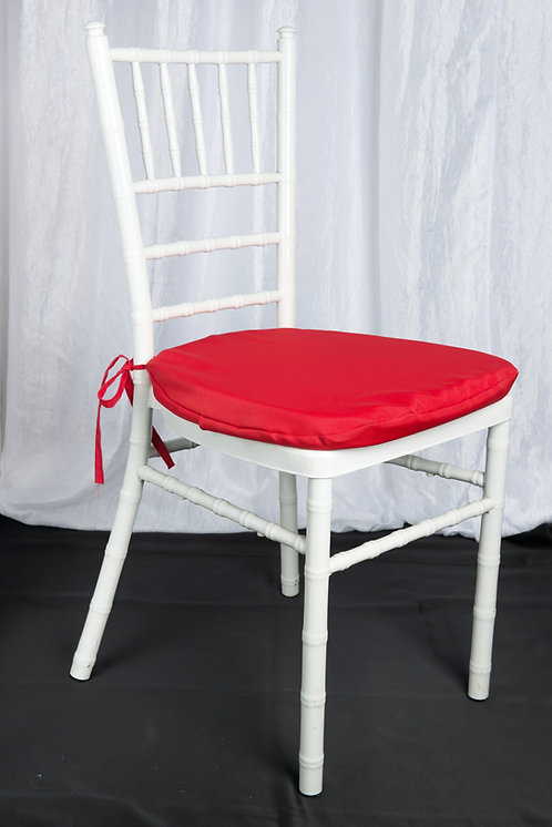 Red Chair Pad