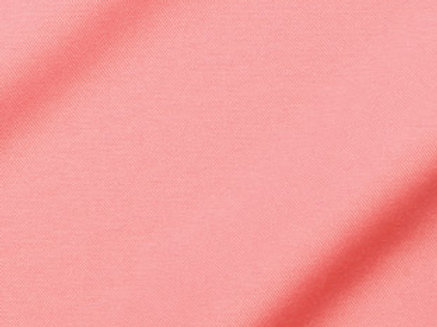 Solid Poly Watermelon Linen