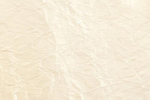 Iridescent Crush Ivory Linen
