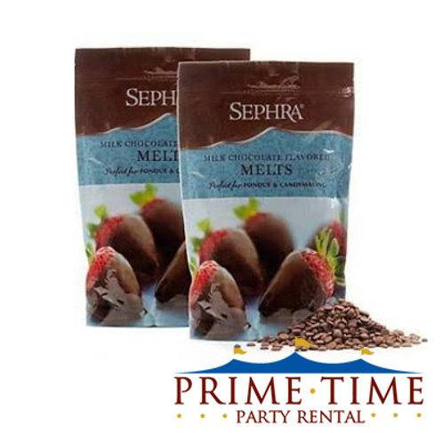 Sephra Premium Milk Chocolate 2 lb.