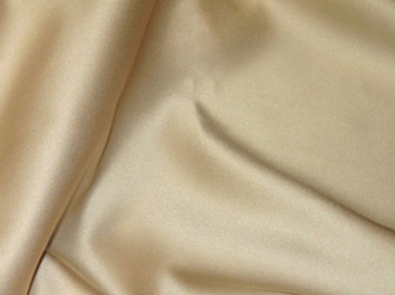 Matte Satin Camel Linens