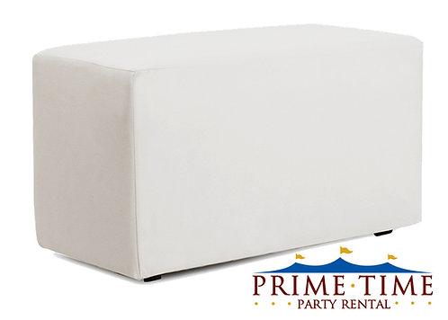 Universal White Bench