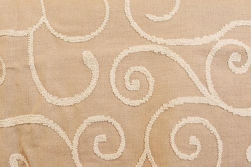 Burlap Swirl Linen