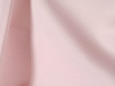 Solid Poly Light Pink Linen