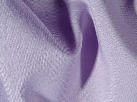 Solid Poly Lilac Linen