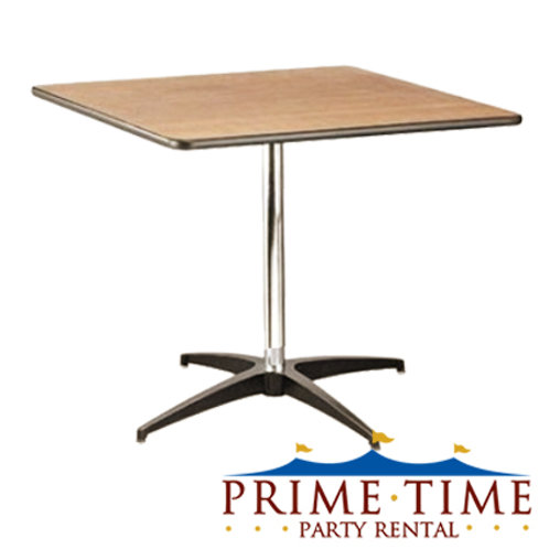 """30"""" Square Cocktail Table"""