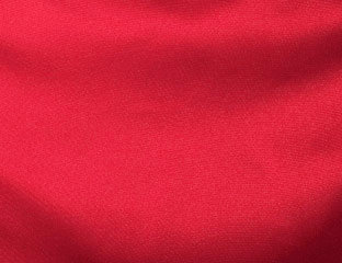Matte Satin Ruby Linens