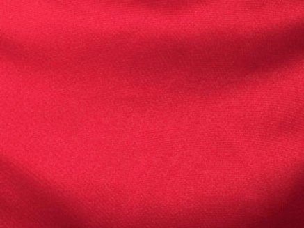 Matte Satin Red Linens