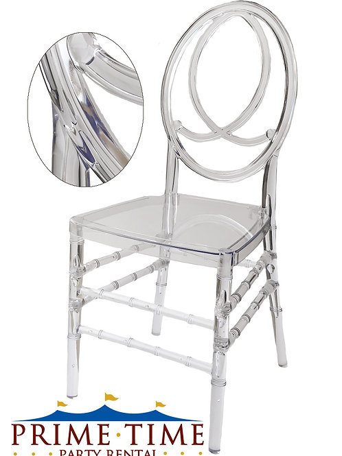 Phoenix Clear Acrylic Chair