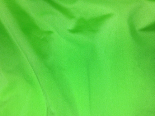 Spandex Shiny Lime Linens