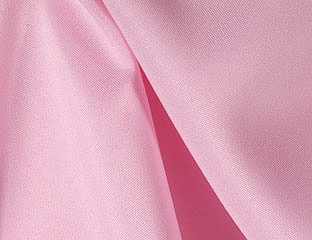 Solid Poly Pink Linen