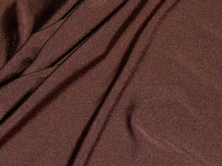 Spandex Shiny Chocolate Linens