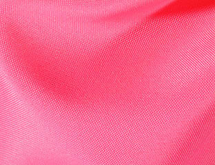 Solid Poly Neon Pink Linen