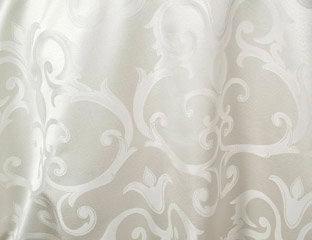 Chopin Antique White Damask Pattern