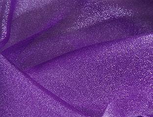 Sparkle Organza Purple Linens
