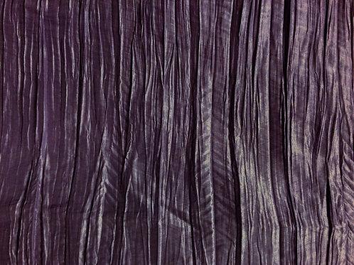 Crinkle Eggplant Linens
