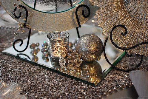 Decorative Round & Square Mirrors
