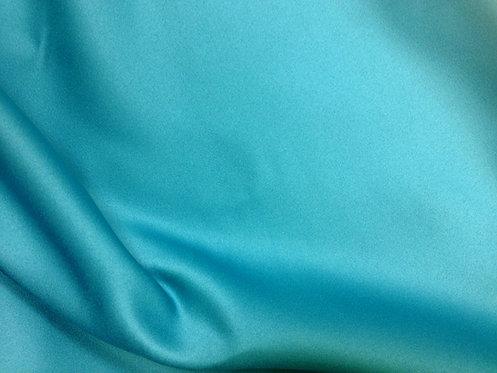 Lamour Satin Teal Linens