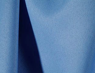 Solid Poly Periwinkle Linen