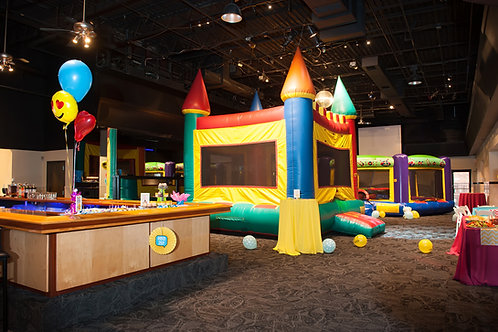 Fun House Castle Bouncer 11x11
