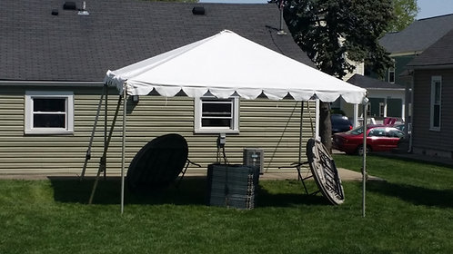 15 x 30 Frame Tent Package