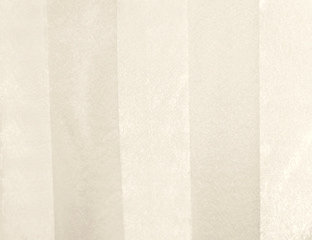Eternity Stripe Sheer Ivory Linen