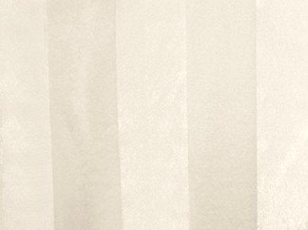 Eternity Stripe Sheer Ivory Linen