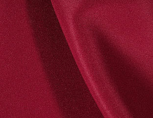 Solid Poly Ruby Linen