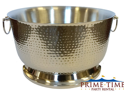 Double Wall Stainless Steel Beverage Tub