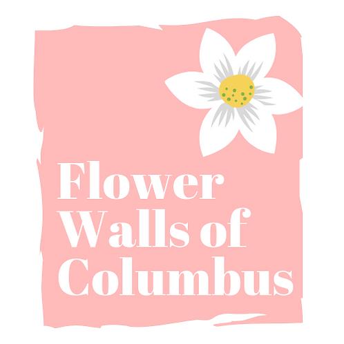 Flower Walls of Columbus