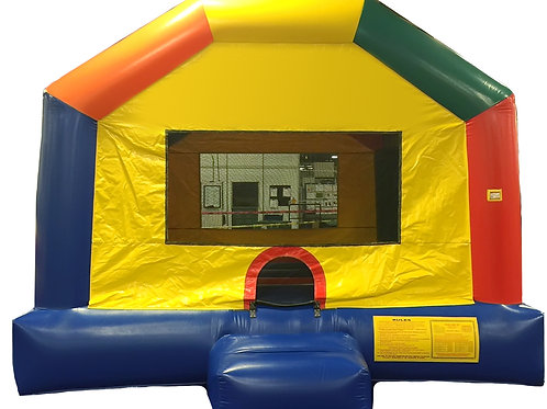 Fun House Bouncer 15x15