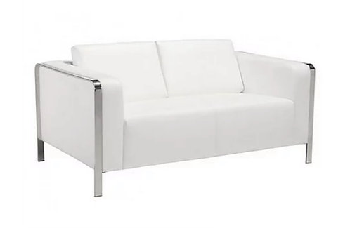 Hudson Modern Lounge Furniture White