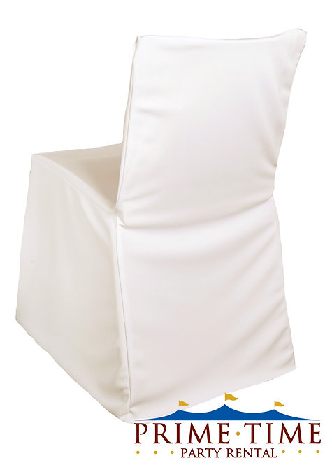 Oversized Ivory Chair Covers