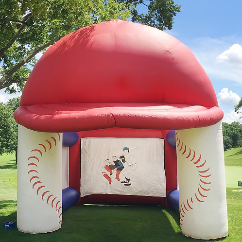 Speed Pitch Interactive Inflatable