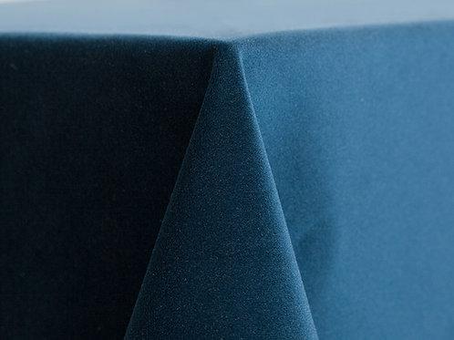 Velvet Marine Navy Linens