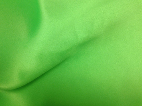 Lamour Satin Spring Green Linens