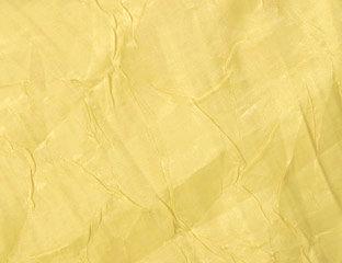 Iridescent Crush Maize Linen