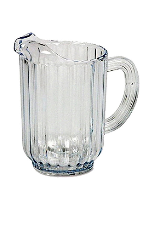 Plastic Pitcher 64 oz
