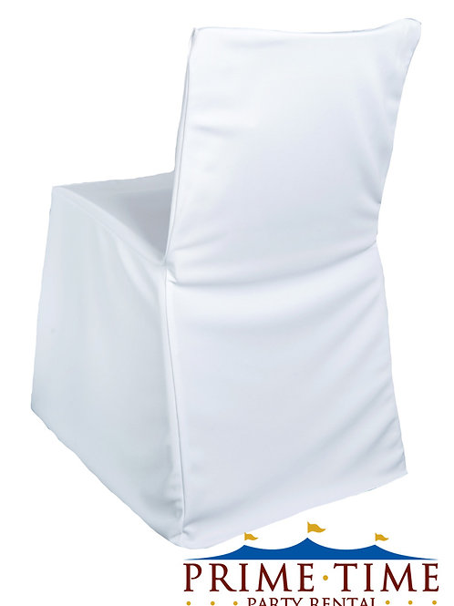 Oversized White Chair Covers