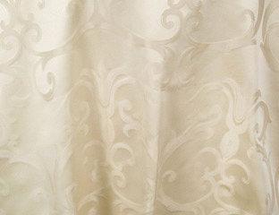 Chopin Ivory Damask Pattern