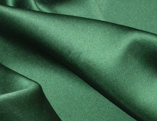 Matte Satin Hunter Linens